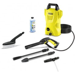 Karcher K2 Compact Car Hogedrukreiniger 110 bar